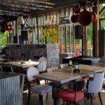 Funky Lounge Herastrau, terasa de vara