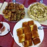Damascus Palace, pranz in stil arabesc pregatit de bucatarul Ahmad