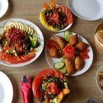 Damascus Palace, restaurant arabesc al Chef Ahmed