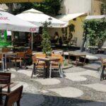 Green Hours, jazz club & bistro - gradina