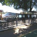 La Raci, terasa in Parcul Herastrau