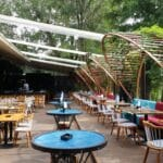 Nuba Herastrau, cele mai frumoase restaurante