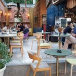 Cafeneaua de pe Beller in care se fumeaza ilegal