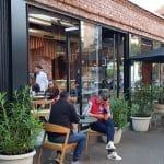 Nuba din Beller, terasa cafenea-braserie in strada Beller din Dorobanti