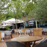 Octopus, restaurant grecesc in Parcul Herastrau, complexul Bonton Palace