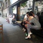 Origo Coffee Shop, cafenea boema pe Lipscani