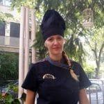 Angelica Ilie si restaurantul ei Pata Negra