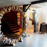 Readers Cafe, restaurant in Metropolis Center