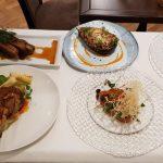 Restaurant Herastrau, Chef Cezar Alonso Velasquez Baez