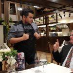 Chef Cezar Alonso Velasquez Baez
