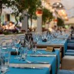 Restaurantul Pescarus in Parcul Herastrau din Bucuresti