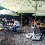 Verona, gradina si cafenea in Bucuresti