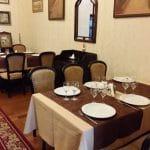 Zahana 33, Restaurant Doamnei 21 in Centrul Vechi