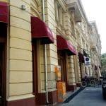 Aida Bistro, restaurant cu terasa la Palatul Bragadiru