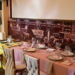Aida Bistro, restaurant la palatul Bragadiru din Rahova, in Bucuresti