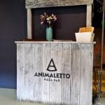 Animaletto, pizza bar pe Visarion in Bucuresti