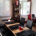 Bistro Guxt, restaurant in zona parcului Izvorul Rece