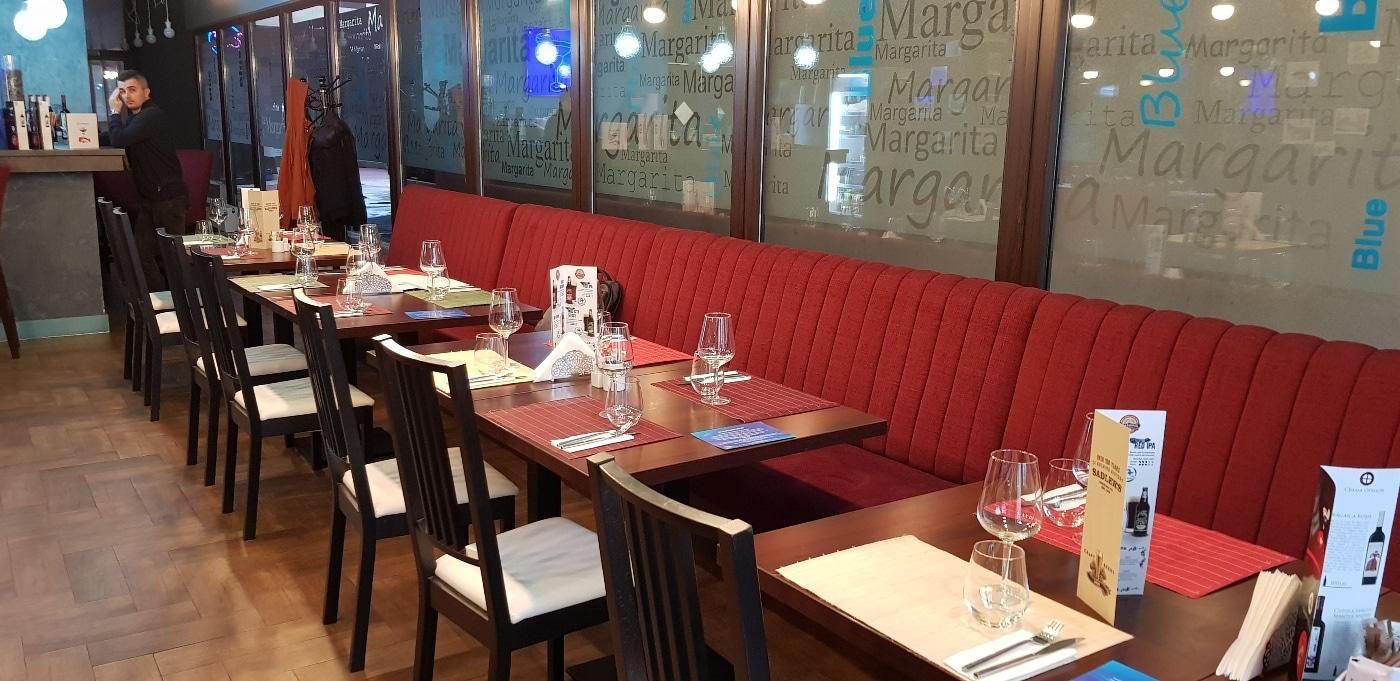 Blue margarita restaurant cu bucatarie sud americana in for 416 americana cuisine