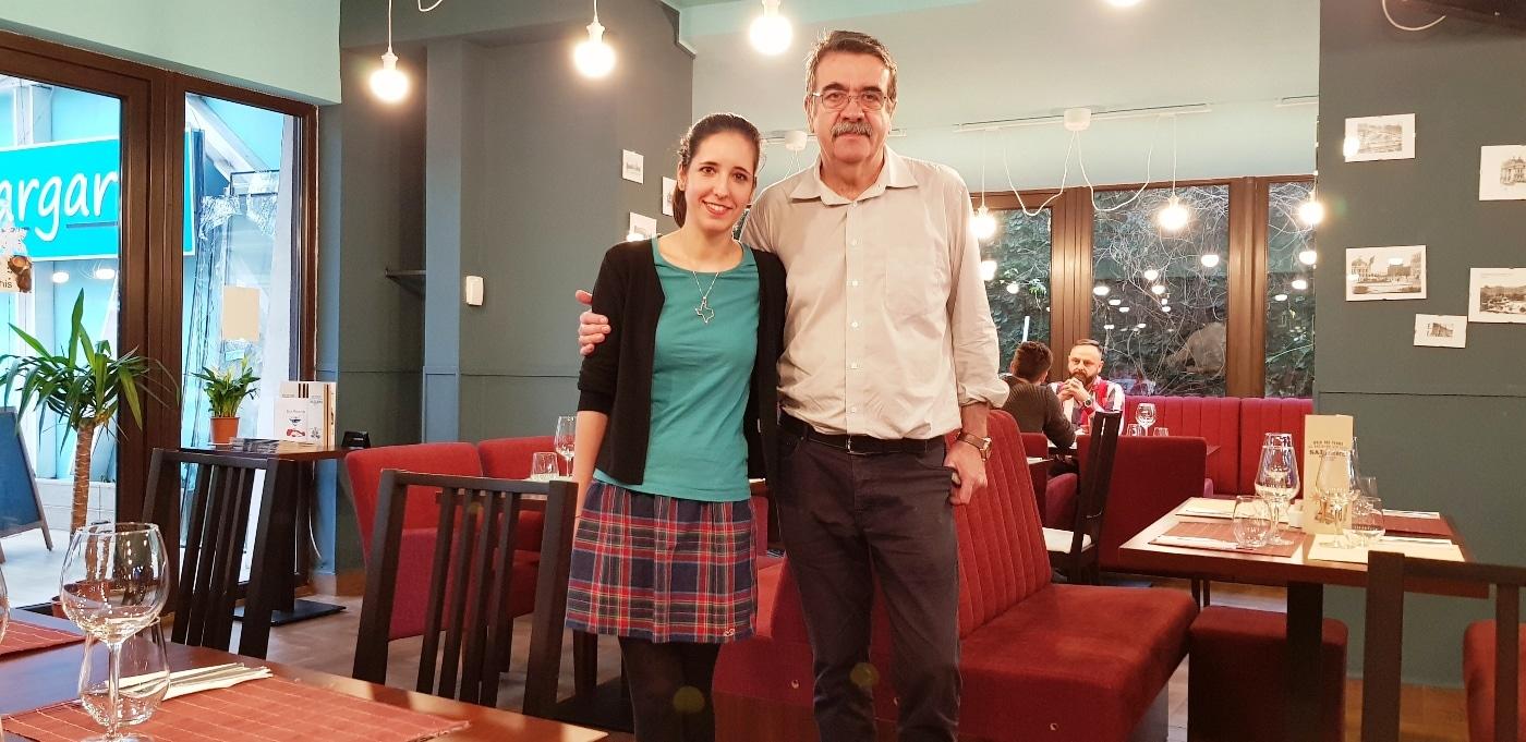 Blue Margarita, restaurant sud-american in Bucuresti cu o patroana adorabila