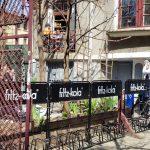 Dianei 4, o cafenea boema cu terasa in Bucuresti