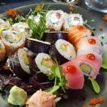 Edo Garden, sau Edo Sushi, restaurant japonez in Stirbei Voda