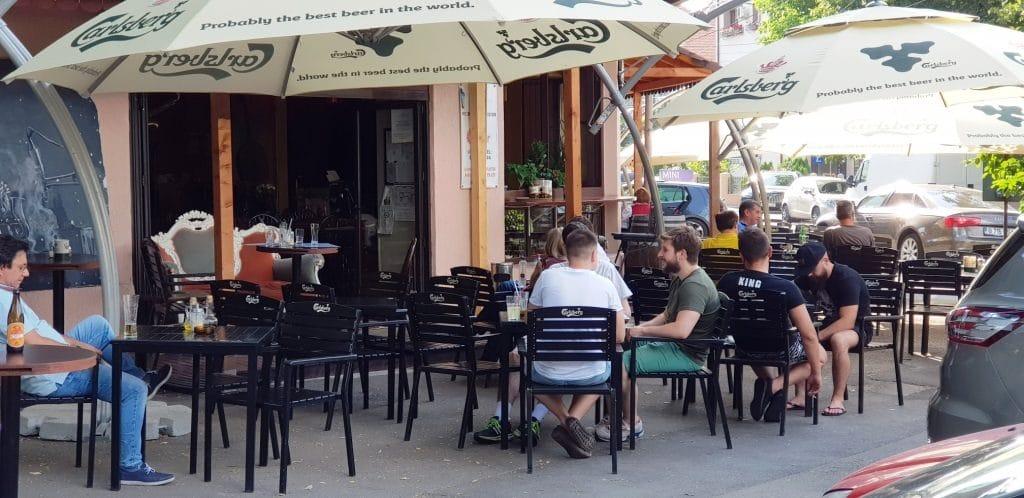 Jazz Book, restaurant club de jazz in Cotroceni, la Arenele BNR