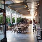 Linea Closer to The Moon, rooftop restaurant in Centrul Vechi din Bucuresti