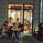 M60, cafenea cofetarie boema in Piata Amzei