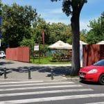 Terasa City Grill de la Piata Charles de Gaulle din Bucuresti