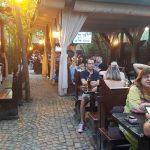 Terasa de la Piranha, restaurant club in Regie