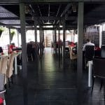 Restaurant chinezesc cu terasa, pe Silvestru