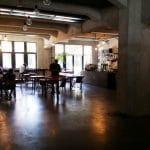 Beans & Dots, una dintre cafenelele boeme din Palatul Universul