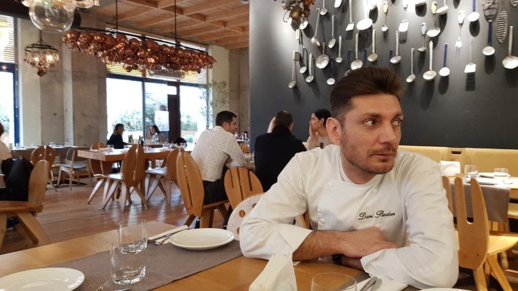 Chef Dani Prodan
