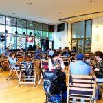 Clubul Taranului (MTR), restaurant si terasa la Muzeul Taranului Roman