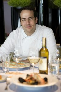 Franz Conde, executive chef Athenee Palace Hilton Bucuresti