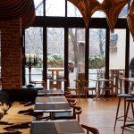 Gargantua KSLF, restaurant cu bucatarie internationala pe la Muzeul Taranului Roman