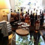 La Bottega del Tartufo, Pasterra, cainele Bosco, mancand paste si band vin