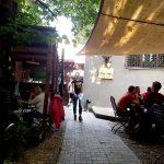 Lente (Arcului) sau Mansarda Lente, local boem in cartierul Armenesc din Bucuresti