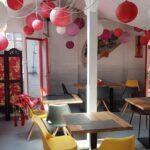 PengYou Occidentului, restaurant chinezesc
