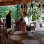 Pomo D'Oro Vesuvio in Parcul Herastrau, restaurant italian traditional
