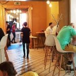 Shift Pub, local boem pe Eremia Grigorescu in Bucuresti
