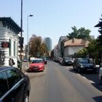 Strada General Berthelot din Bucuresti