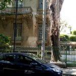Strada Vasile Lascar cam pe unde e Gradina Sticlarilor