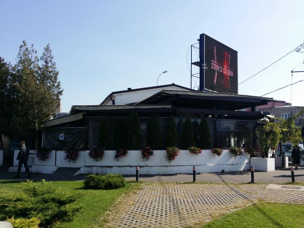 Taverna Marelui Paharnic Restaurant Grecesc La Piata Domenii In