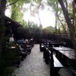 Terasa Piranha, restaurant si club in Regie