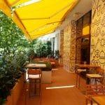 Terasa Sardin, restaurant italian in Mircea Voda, chef Radu Nedelcu