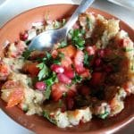 Tulin, restaurant libanez in Schitu Magureanu