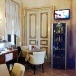 Adagio, restaurant italian pe Stirbei Voda