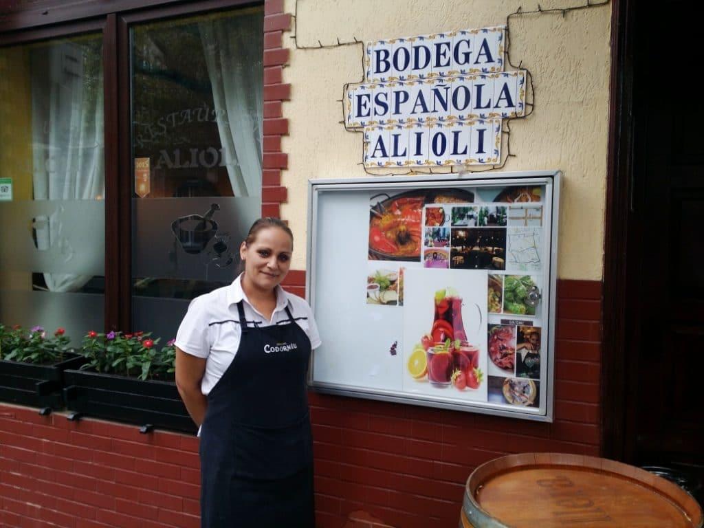 Alioli, restaurant spaniol in Popa Tatu