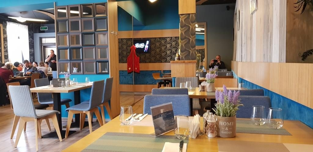 El Pato, restaurant multicuisine la Gradina Icoanei